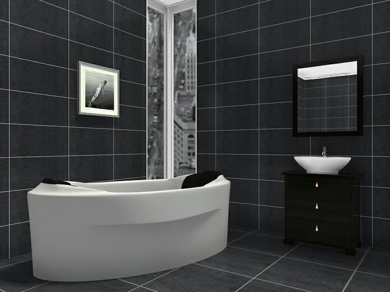 Roomsketcher Blog 10 Perfect Powder Room Ideas