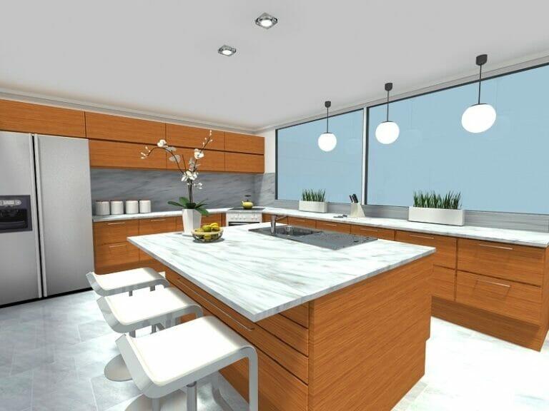 Kitchen Design Tips Kitchen Island With Seating