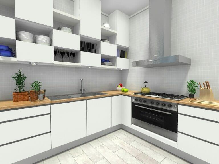 4 Expert Kitchen Design Tips
